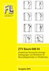 Zusätzliche Technische Vertragsbedingungen und Richtlinien für Baumpflegearbeiten im Straßenbau - ZTV Baum-StB 04. Ausgabe November 2004