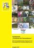 Fachbericht Freiräume für Generationen. Zum freiraumplanerischen Umgang mit den demographischen Veränderungsprozessen. Ausgabe Dezember 2003