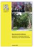 Baumkontrollrichtlinien - Richtlinien für Baumkontrollen zur Überprüfung der Verkehrssicherheit
