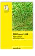 RSM Rasen 2020 - Regel-Saatgut-Mischungen Rasen