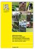 Nebenleistungen, Besondere Leistungen und gewerbliche Verkehrssitte bei Landschaftsbau-Fachnormen DIN 18915 bis DIN 18920