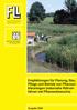 Empfehlungen für Planung, Bau, Pflege und Betrieb von Pflanzenkläranlagen (naturnahe Klärverfahren mit Pflanzenbewuchs). Ausgabe 2008