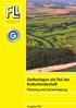 Fachbericht Golfanlagen als Teil der Kulturlandschaft. Planung und Genehmigung