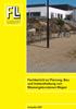 Fachbericht zu Planung, Bau und Instandhaltung von Wassergebundenen Wegen. Ausgabe April 2007