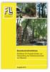 Richtlinien für Regelkontrollen zu Überprüfung der Verkehrssicherheit von Bäumen - Baumkontrollrichtlinien