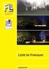 Fachbericht Licht im Freiraum. Ausgabe November 2007