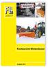 Fachbericht Winterdienst. Ausgabe 2016