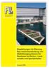 Empfehlungen für Planung, Bau und Instandhaltung von Abdichtungssystemen für Gewässer im Garten-, Landschafts- und Sportplatzbau. Ausgabe 2005