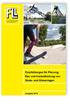 Empfehlungen für Planung, Bau und Instandhaltung von Skate- und Bikeanlagen. Ausgabe 2016