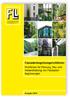 Fassadenbegrünungsrichtlinien. Richtlinien für Planung, Bau und Instandhaltung von Fassadenbegrünungen. Ausgabe 2018