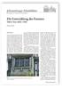 Die Entwicklung des Fensters. Teil 2: Von 1500-1900