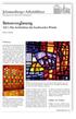 Betonverglasung - Teil 1: Die Architektur der leuchtenden Wände